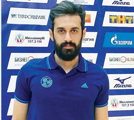 رازهای زندگی خصوصی سعید معروف ، کاپیتان تیم ملی والیبال+عکس