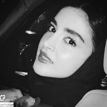 جدید ترین عکسهای الهه حصاری بازیگر جوان سینما+تصاویر