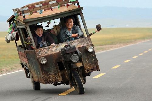 بازی کردن جکی چان ۶۳ ساله در یک فیلم اکشن!+تصاویر