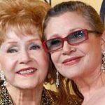 دبی رینولدز بازیگر آمریکایی یک روز پس از مرگ دخترش از دنیا رفت!+عکس