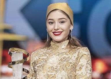 فرشته حسینی بازیگر افغانی و کسب بهترین بازیگر زن برای فیلم رفتن!+تصاویر