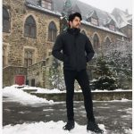 جدیدترین عکسهای زمستانی بوراک اوزچیویت بازیگر ترک!+تصاویر