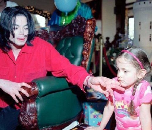 ادعای جنجالی دختر مایکل جکسون
