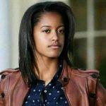 بزرگ ترین دختر باراک و میشل اوباما ، مالیا اوباما هالیوودی شد!+تصاویر