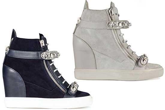 کفش های جنیفر لوپز