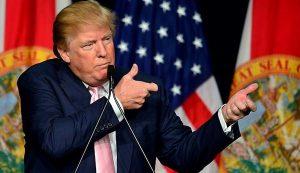 انتقاد بازیگران از ترامپ