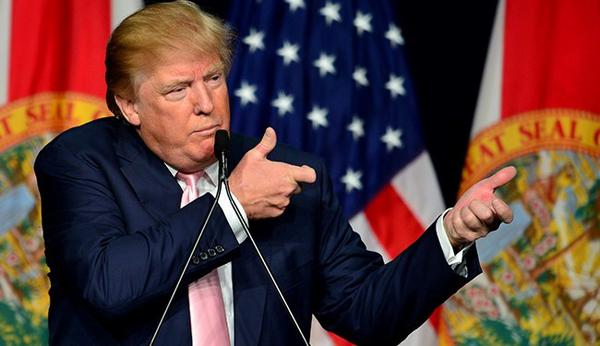 واکنش دونالد ترامپ به انتقاد بازیگران هالیوود از وی!
