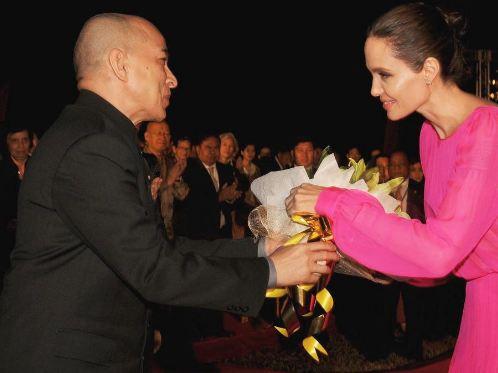 آنجلینا جولی همسر سابق برد پیت