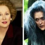 گریم بازیگرهای هالیوود که به شکل حیرت انگیزی متفاوت می باشند(2)!+تصاویر