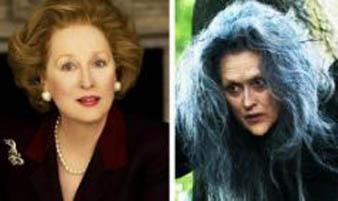 گریم بازیگرهای هالیوود که به شکل حیرت انگیزی متفاوت می باشند(۲)!+تصاویر