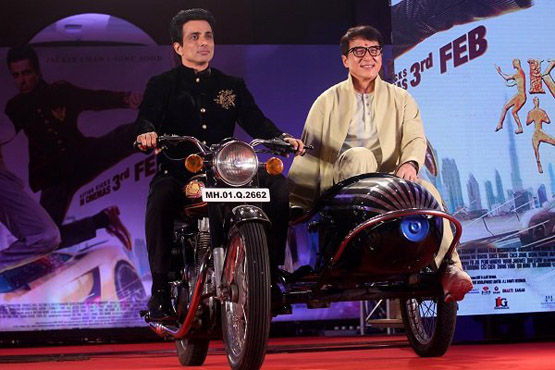 جکی چان و انتقاد از کونگ فو یوگا فیلم محصول مشترک هند و چین!+تصاویر