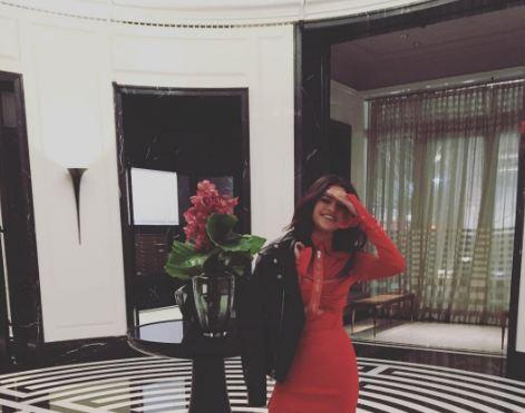 سلنا گومز بازیگر و خواننده و طراح مد آمریکایی و تصاویر جدید وی!