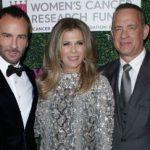 سرطان سینه و مهمانی بازیگران مشهور هالیوود برای جمعآوری کمک!+تصاویر