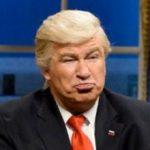 آلک بالدوین بازیگر هالیوود وقتی به جای ترامپ اشتباه گرفته می شود!+تصاویر