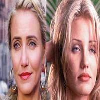 بازیگرهای زن مشهور و تغییرات ظاهری آنها(۲)+تصاویر