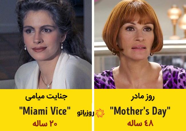 بازیگران زن مشهور هالیوود