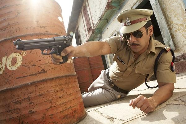 سلمان خان بازیگر ۵۱ ساله سرحال بالیوود!+تصاویر