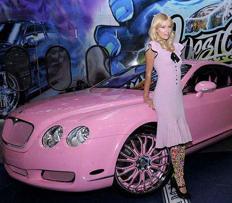 ماشینهای گران قیمت زنان مشهور هالیوودی(۲)!