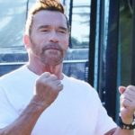 بازگشت آرنولد شوارتزنگر به سینمای هالیوود+تصاویر