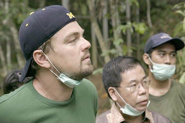 دی کاپریو بازیگر حامی محیط زیست و درخواستش از رئیس جمهور مکزیک!