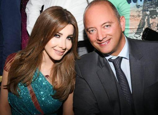 تیپ های متفات نانسی عجرم خواننده مشهور عرب!
