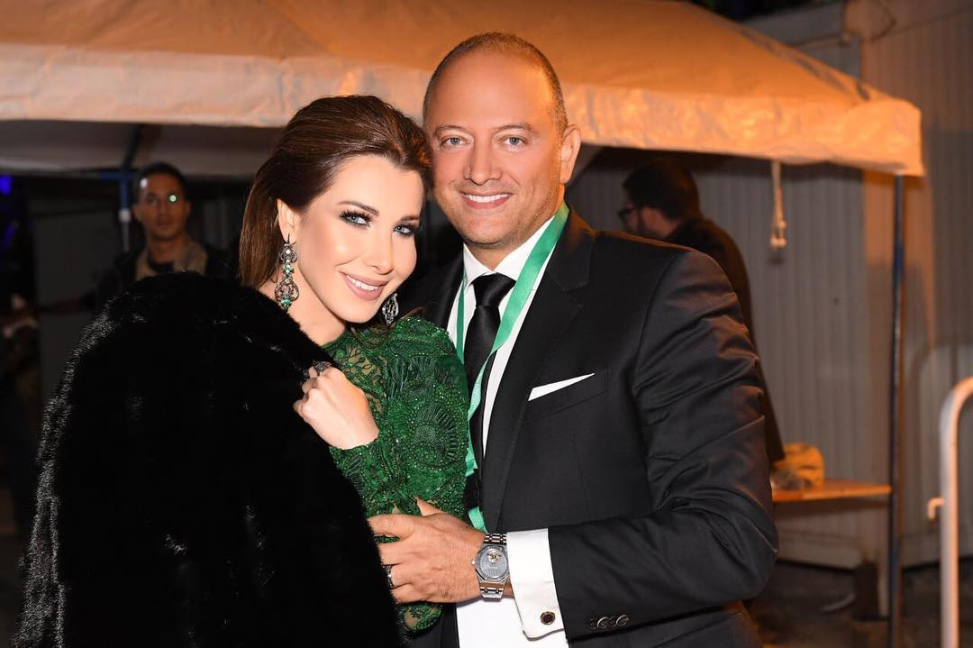 نانسی عجرم در جشنواره بین المللی سدرز