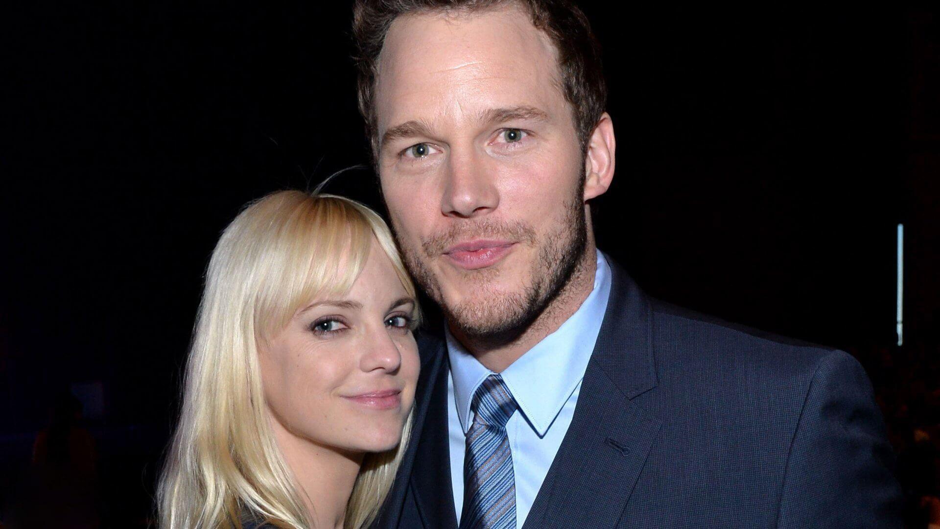 کریس پرت و آنا فاریس زوج هالیوودی خبرساز شدند!