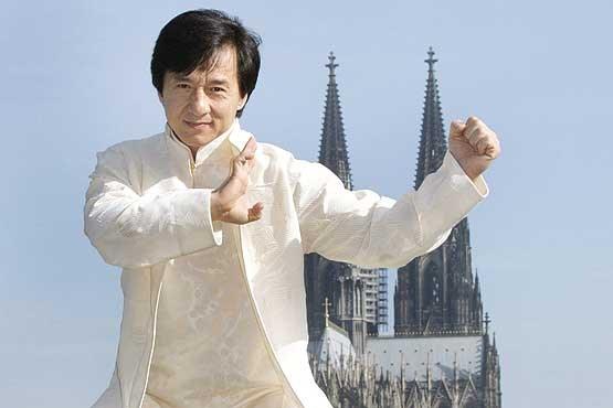 نظر جکی چان درباره خشونت