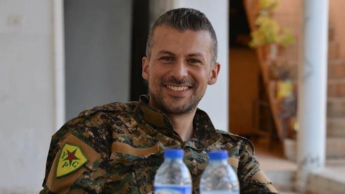 مرگ مهمت آکسوی توسط داعش
