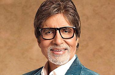 آمیتاب باچان مطرح ترین بازیگر سینمای هند ۷۵ ساله شد!