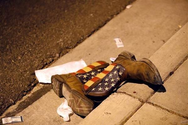 تیراندازی لاس وگاس در آمریکا