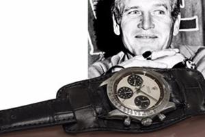 ساعت پل نیومن بازیگر هالیوود با قیمتی عجیب به فروش رفت!