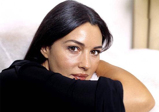 مونیکا بلوچی بازیگر ایتالیایی