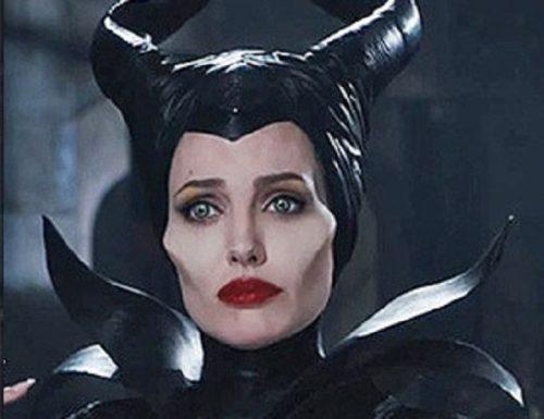 آنجلینا جولی در فیلم شریر