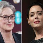انتقاد تند رز مک گوون از قربانیان جنسی هالیوود از مریل استریپ!