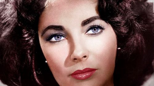 زیباترین چشمها در بین ستارگان زن