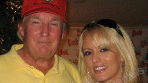 رابطه دونالد ترامپ با بازیگر زن