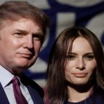 واکنش ملانیا ترامپ به ارتباط دونالد ترامپ با هنرپیشه های زن!