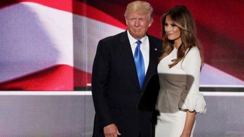 ارتباط دونالد ترامپ با هنرپیشه های زن