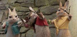 سازندگان فیلم « پیتر خرگوش » بخاطر یک سکانس عذرخواهی کردند!