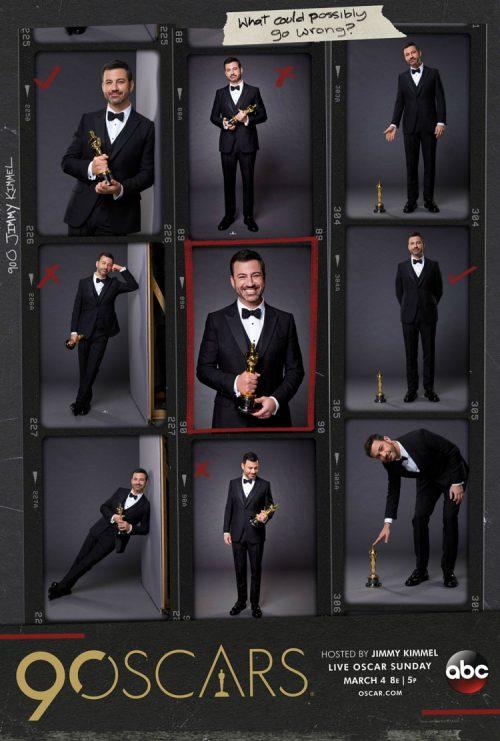 برنده های جایزه اسکار 2018