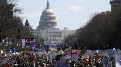 راهپیمایی ضد اسلحه