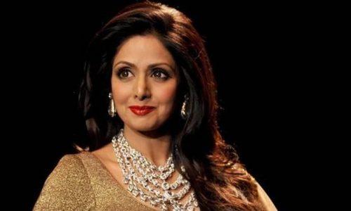 سری دیوی بازیگر هندی