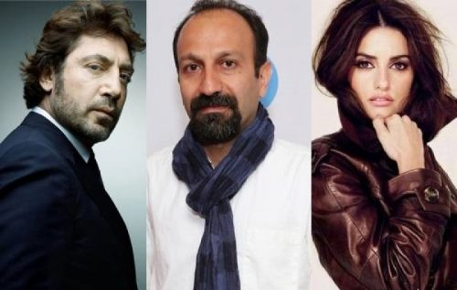 پنه لوپه کروز در فیلم اصغر فرهادی