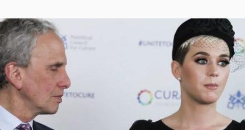پوشش با حجاب کیتی پری