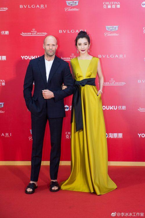 جیسون استاتهام در فستیوال شانگهای