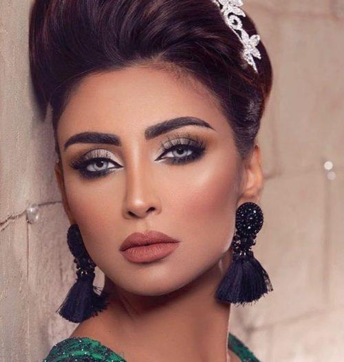الهام عرب مدل معروف