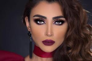 فعالیت این روزهای الهام عرب مدل معروف در حوزه مدلینگ +تصاویر