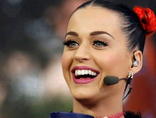 کیتی پری خواننده آمریکایی