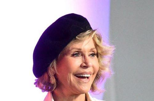 جین فوندا هنرپیشه